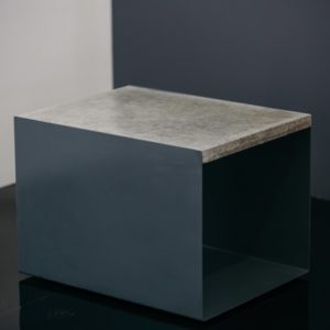 U Shape Side Table