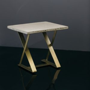 Z Shape Side Table