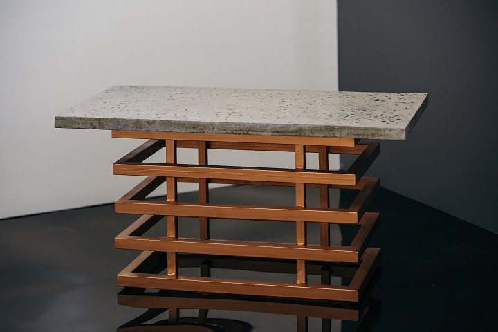 ribcage concrete coffee table cape town