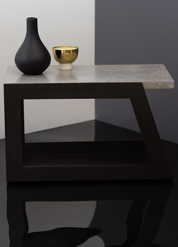 Layback Coffee Table